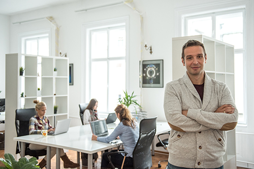 The story of the first coworking space in Serbia or what stands behind CCCSEE?